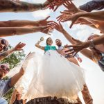 Andi & Flo, nunta Sura Binder Medias 9 septembrie 2018, tattoo artist